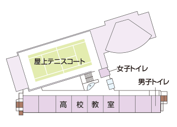 3階フロアマップ