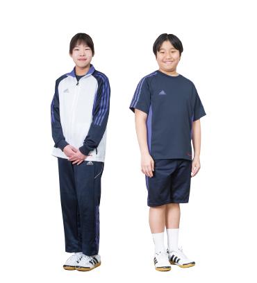 貞静学園中学校 体操着