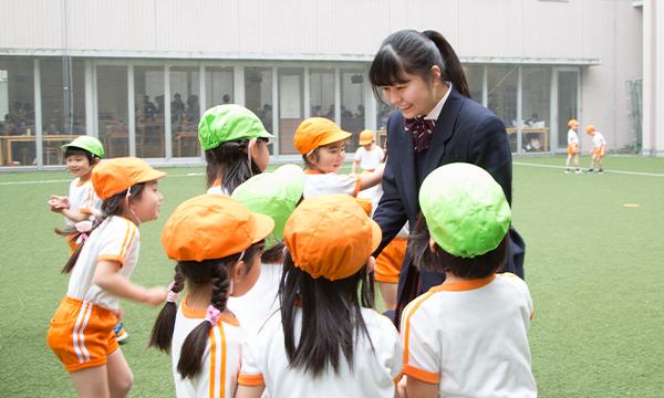 幼児教育・保育系進学コース