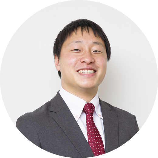 保健体育科 杉本 晃浩先生