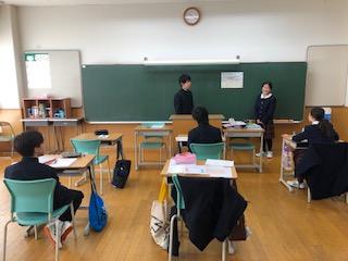 【中学生ブログ】3学期スタート!