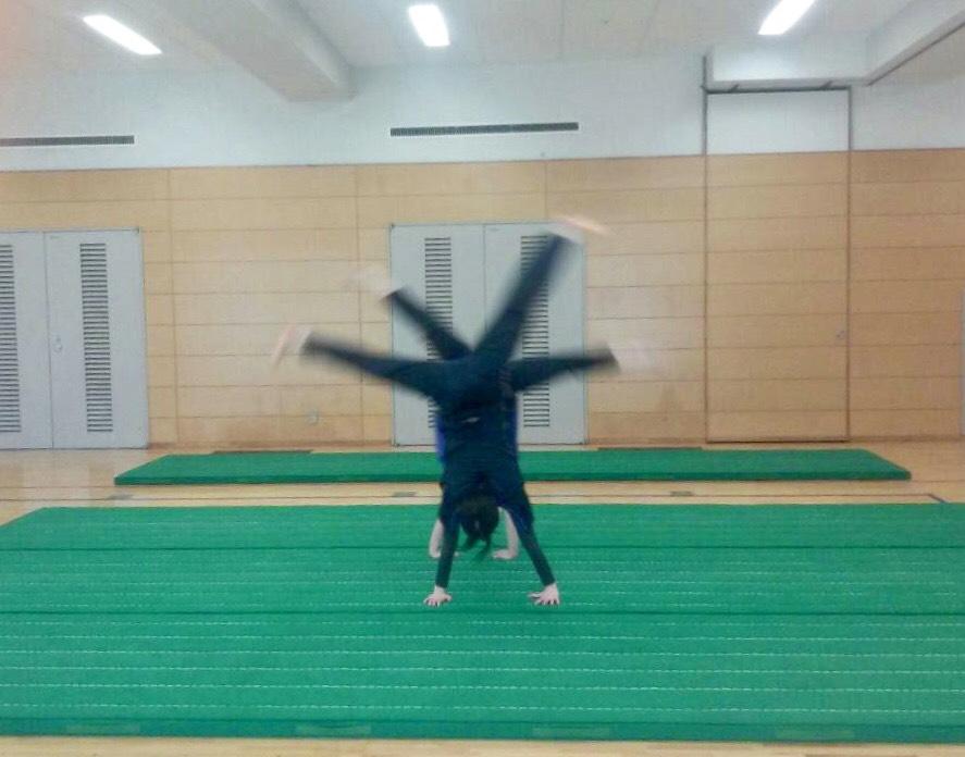 【体操部】新入生募集中です!!