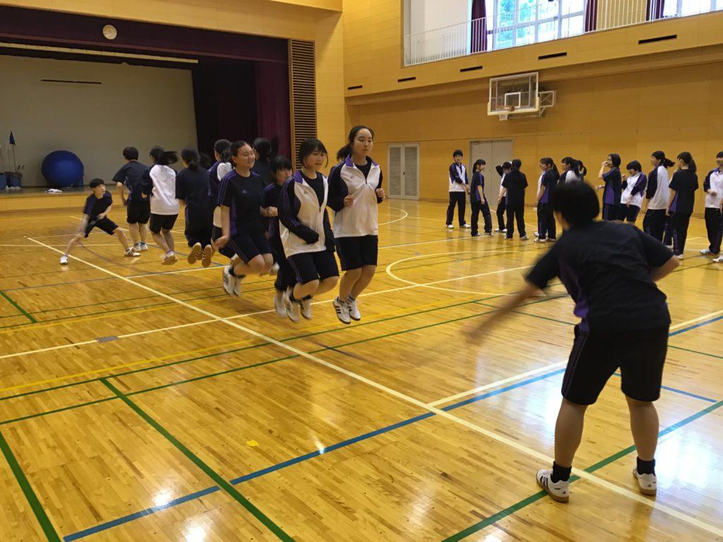 【特進コースブログ】明日は体育祭!
