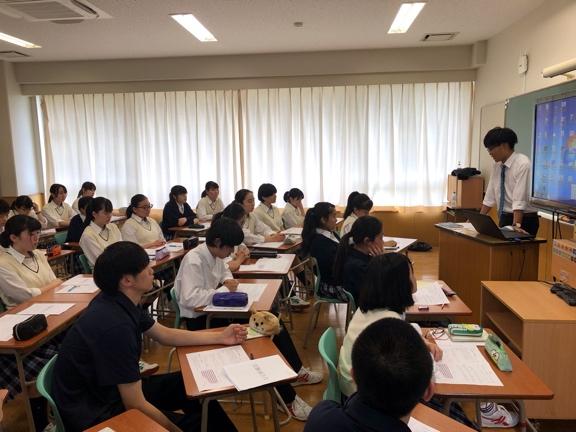 【特進コースブログ】受験報告会を行いました