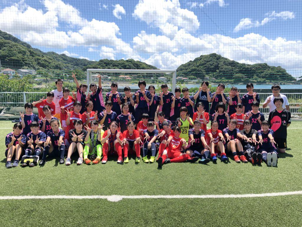 【女子フットサル部】夏合宿2019 in 鋸南町(千葉県)