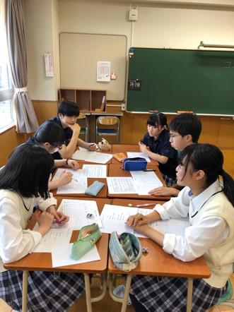 【特進コースブログ】「キャリア教育プログラム~みんな違って、みんないい~」