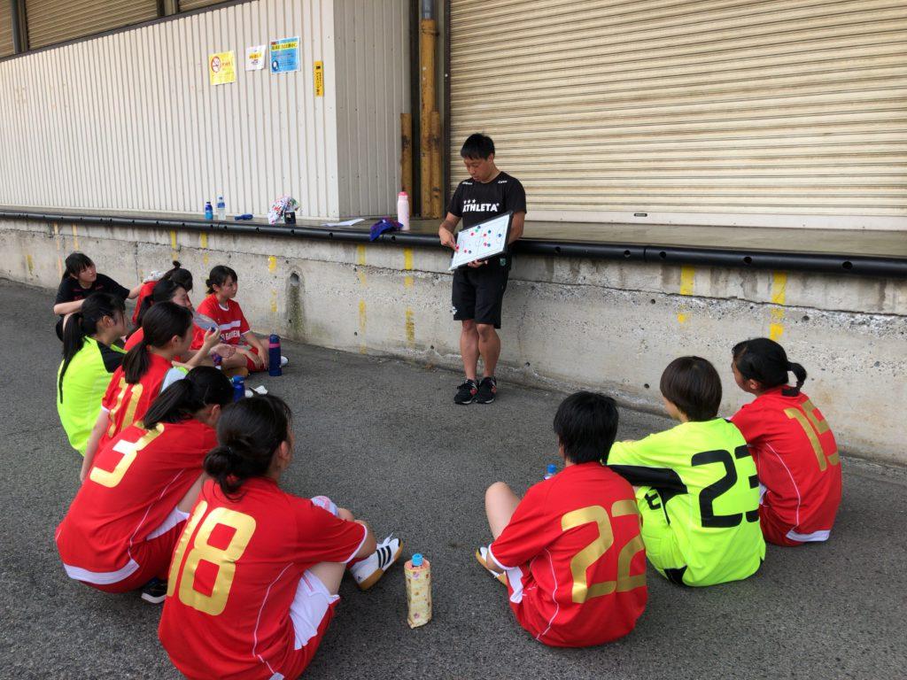 【女子フットサル部】SUMMER CUP 2019 in 東川口