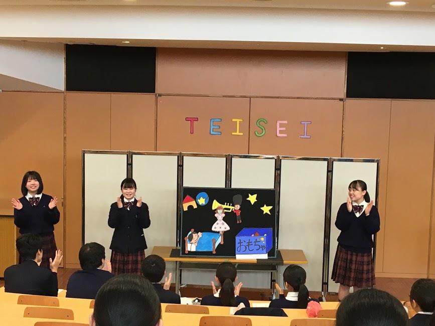 【幼教コース3年生】もうすぐ発表会!!