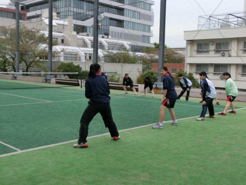 ソフトテニス部<2019~2020>