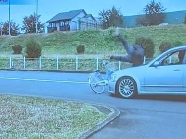 【高校】「自転車講習会」を開きました!