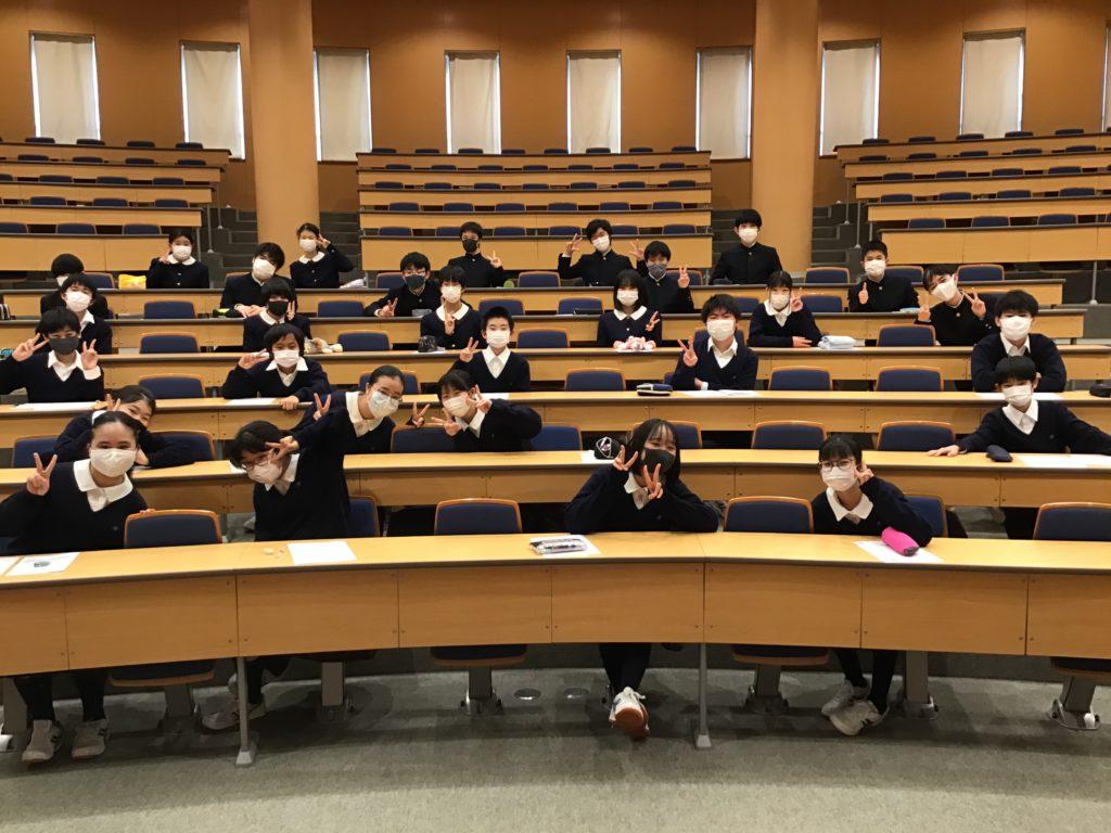 【中学校ブログ】2学期終了!