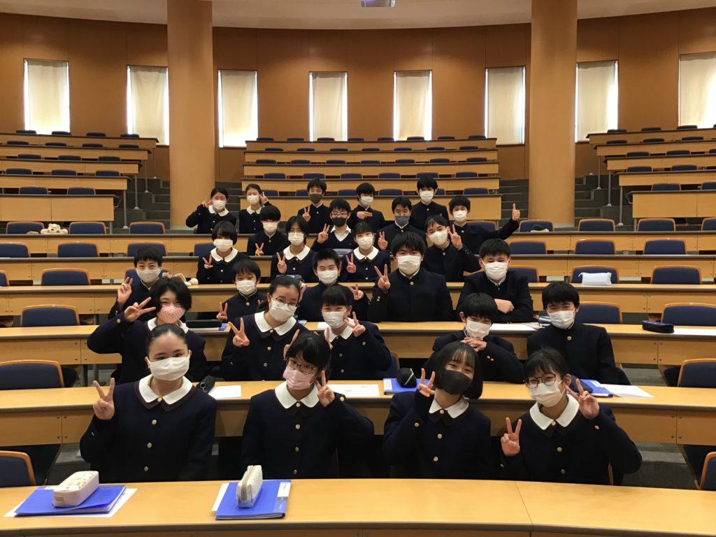 【中学校ブログ】今年度の授業が終了しました!