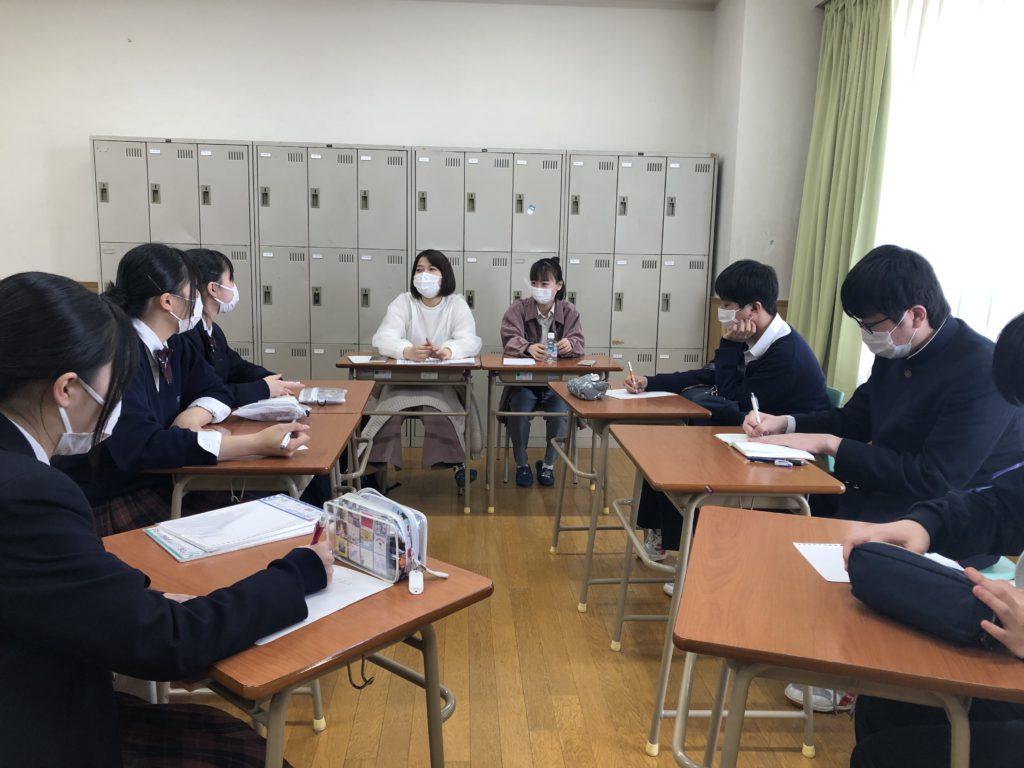 【幼教コースブログ】卒業生が受験報告をしてくれました